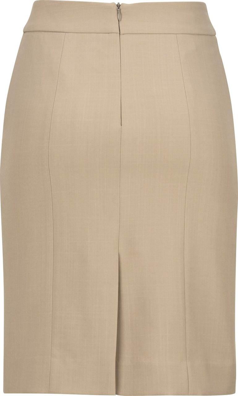 Intaglio Microfiber Skirt
