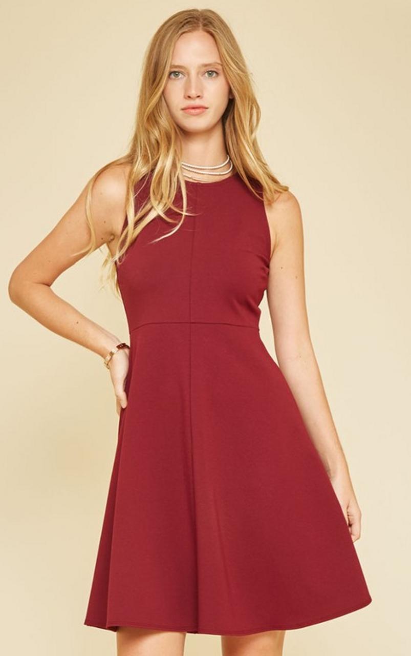 Perfect Hostess Uniform Dress