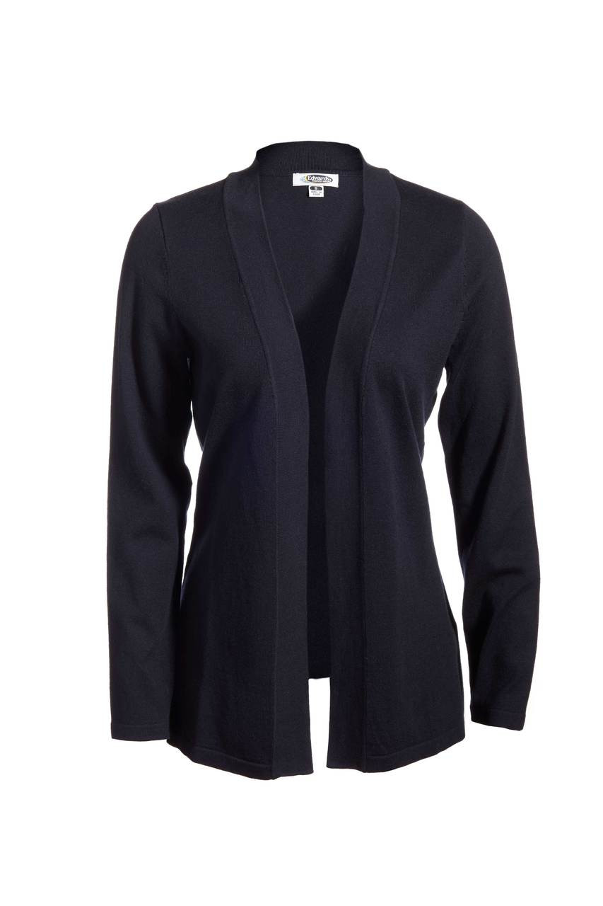 Ladies Open Cardigan