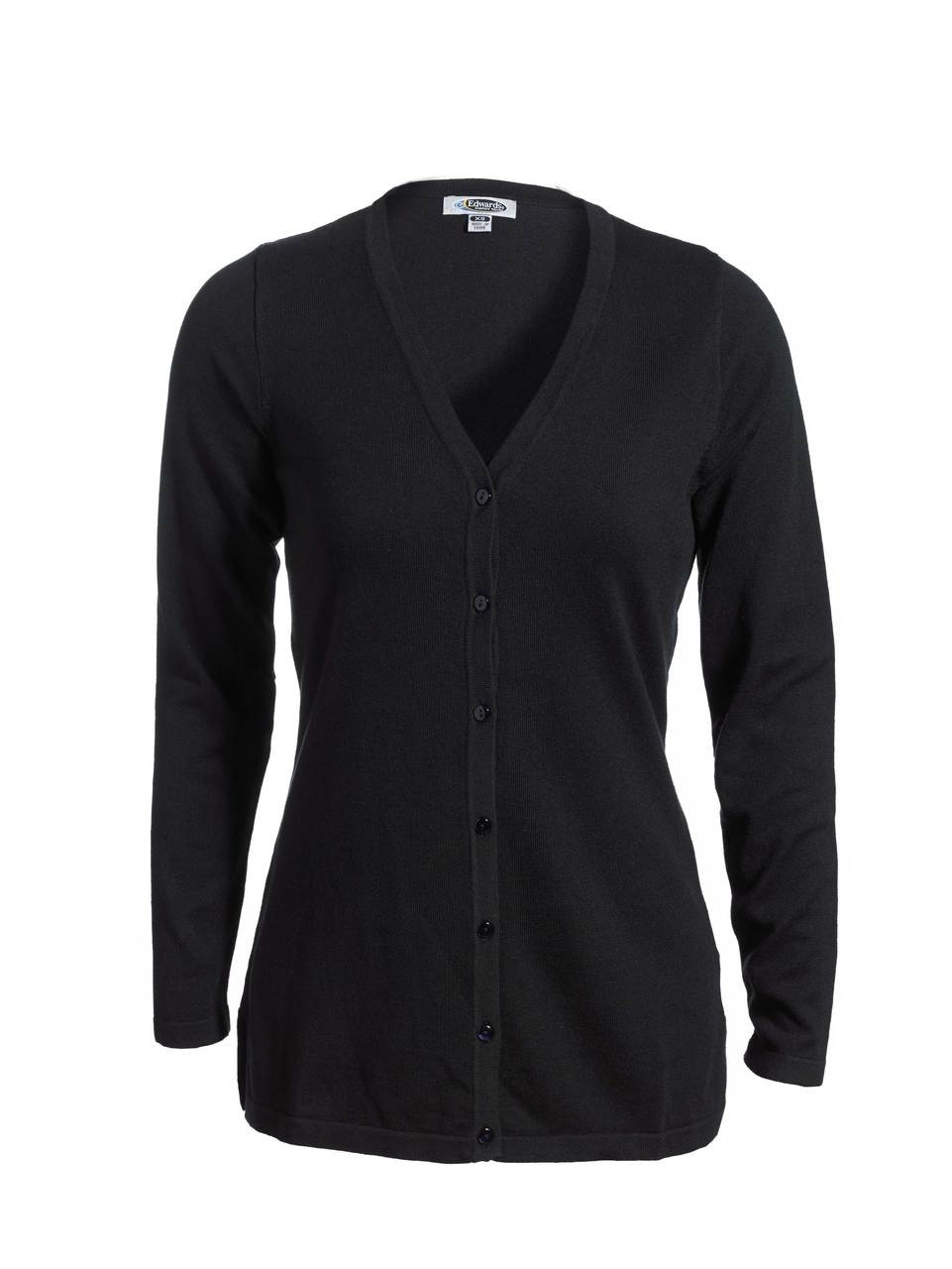Ladies V-Neck Cardigan