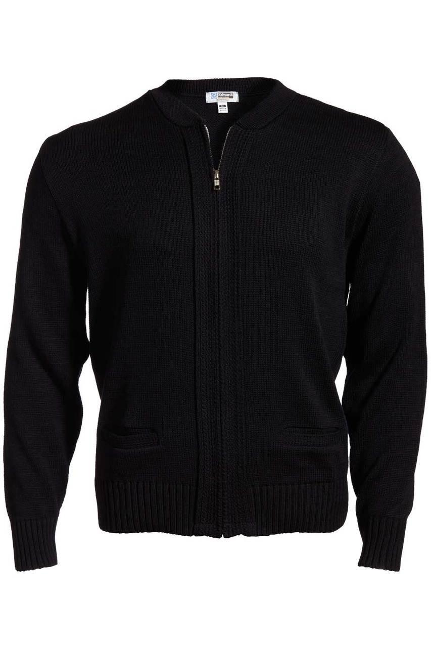 Low Pill Full Zip Sweater