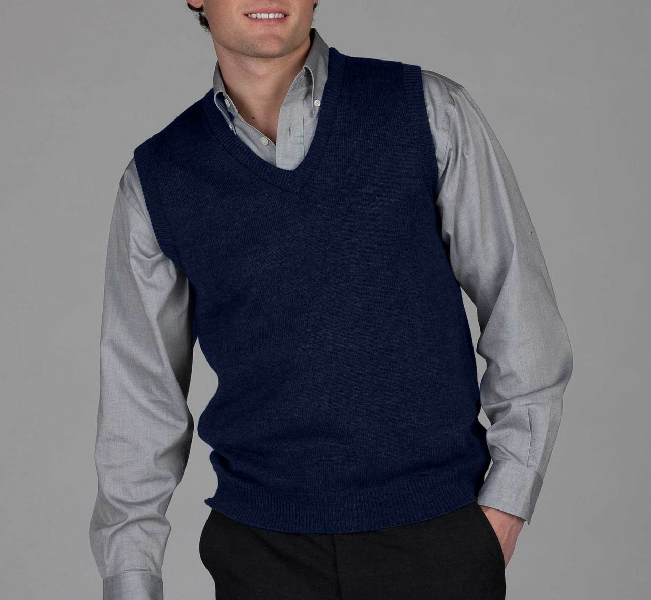 Value Employee Sweater Vest