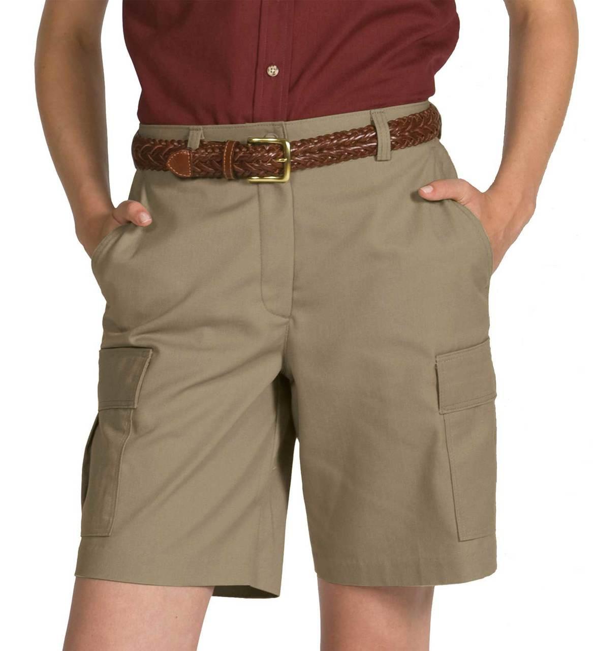 Women's Value Uniform Shorts CLOSEOUT No Returns