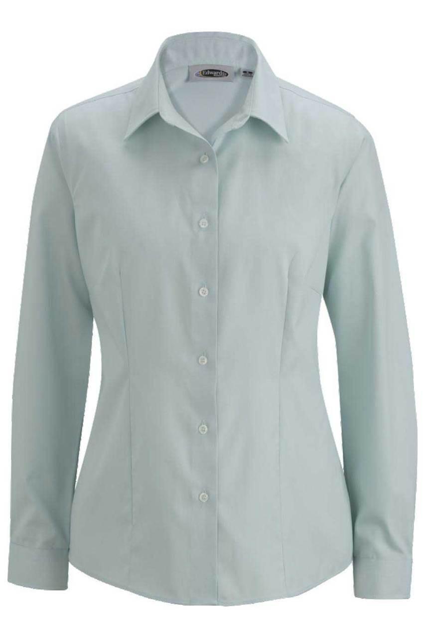 Women's Oxford Non-Iron Dress Shirt CLOSEOUT No Returns