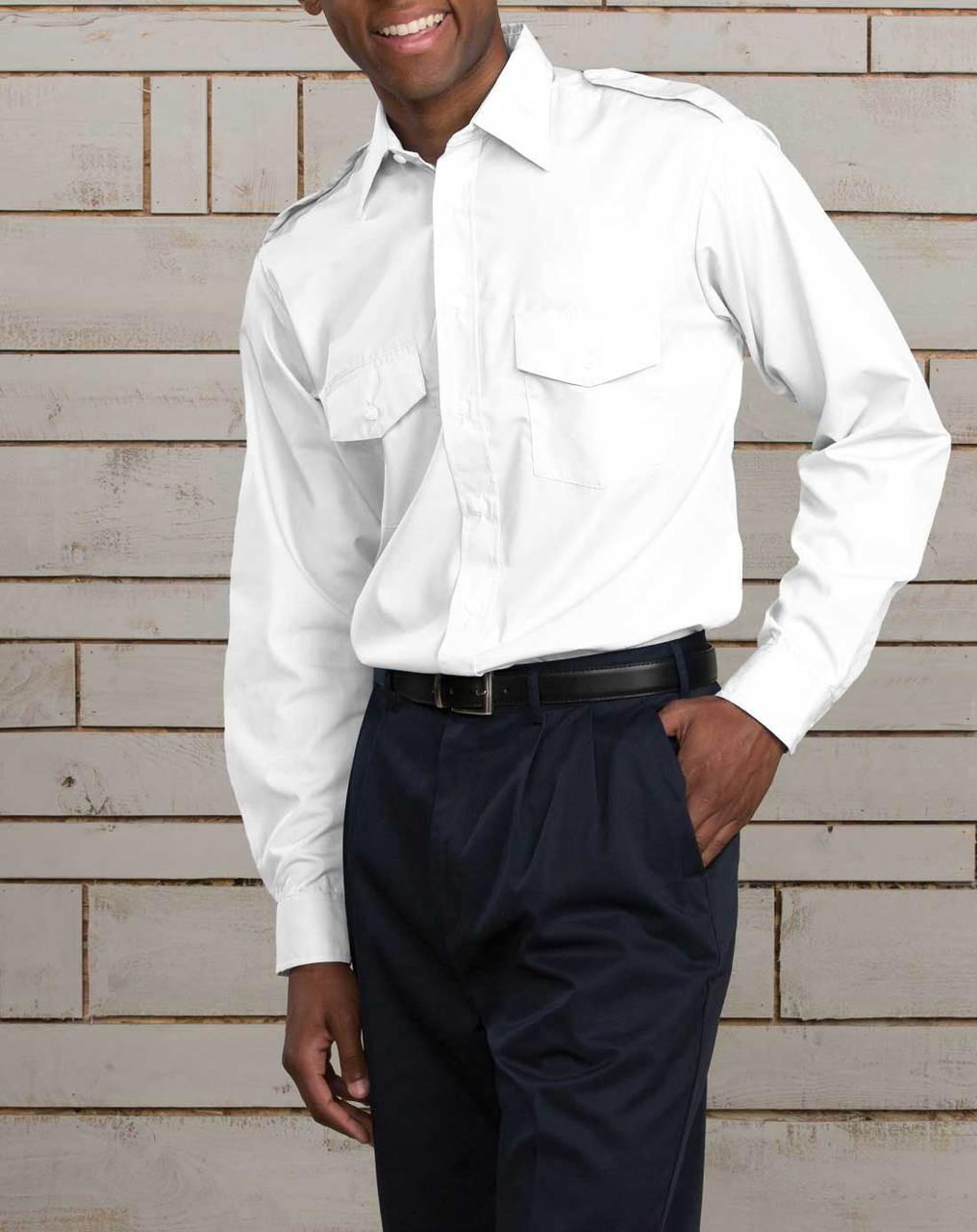 Men's Long Sleeve Navigator Shirt