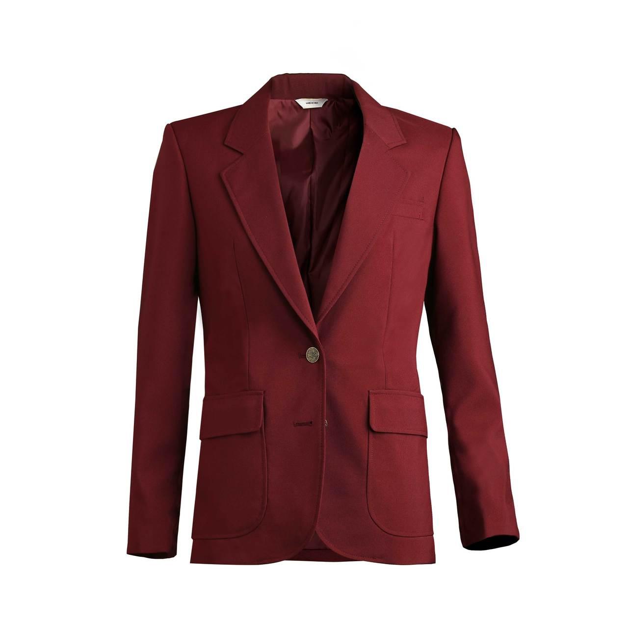 Women's Polyester Blazer