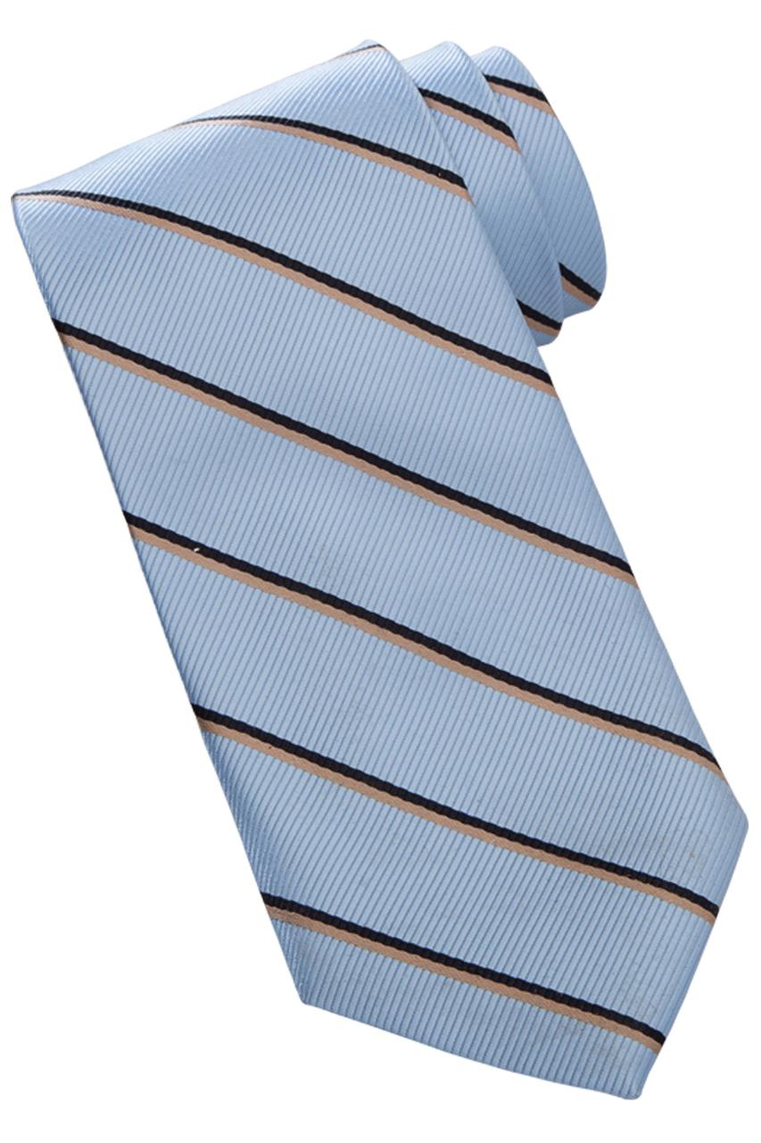 RP00 Narrow Stripe Corporate Tie