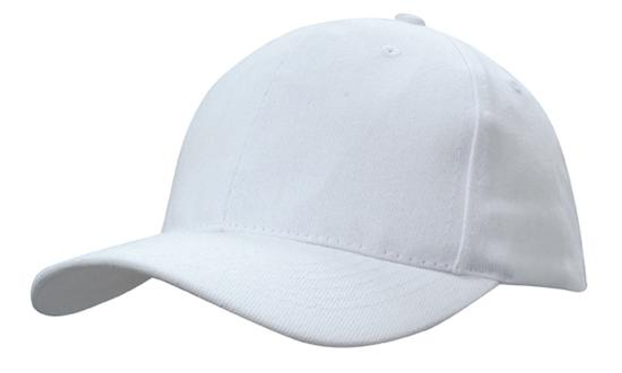Embroidered Logo Snap Cap