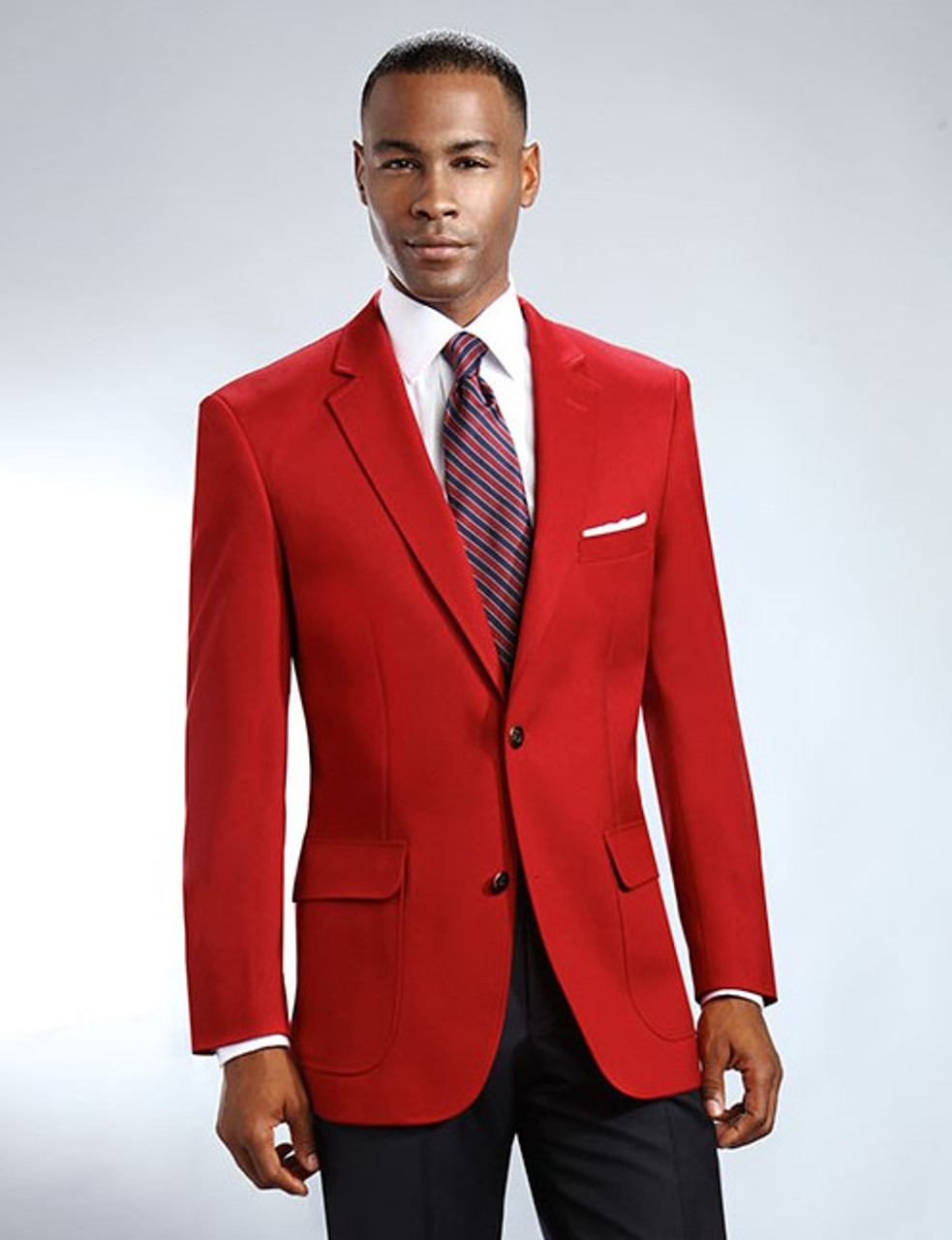 Two Button Uniform Blazer