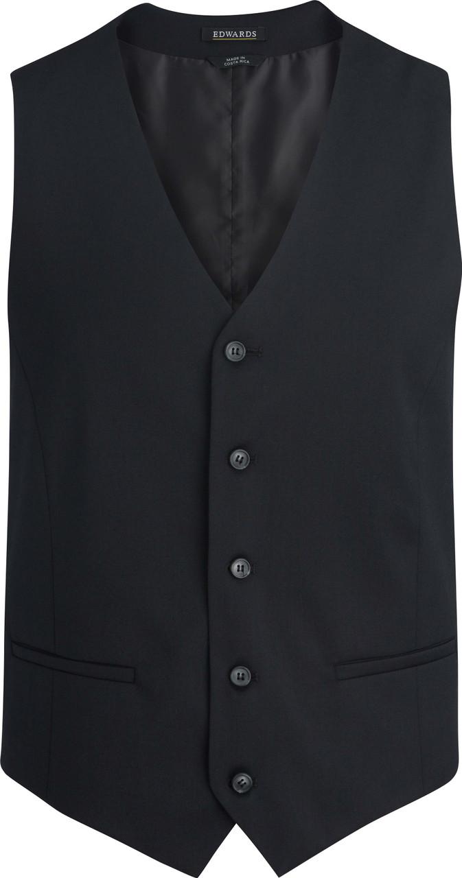 Men's Washable Suit Vest
