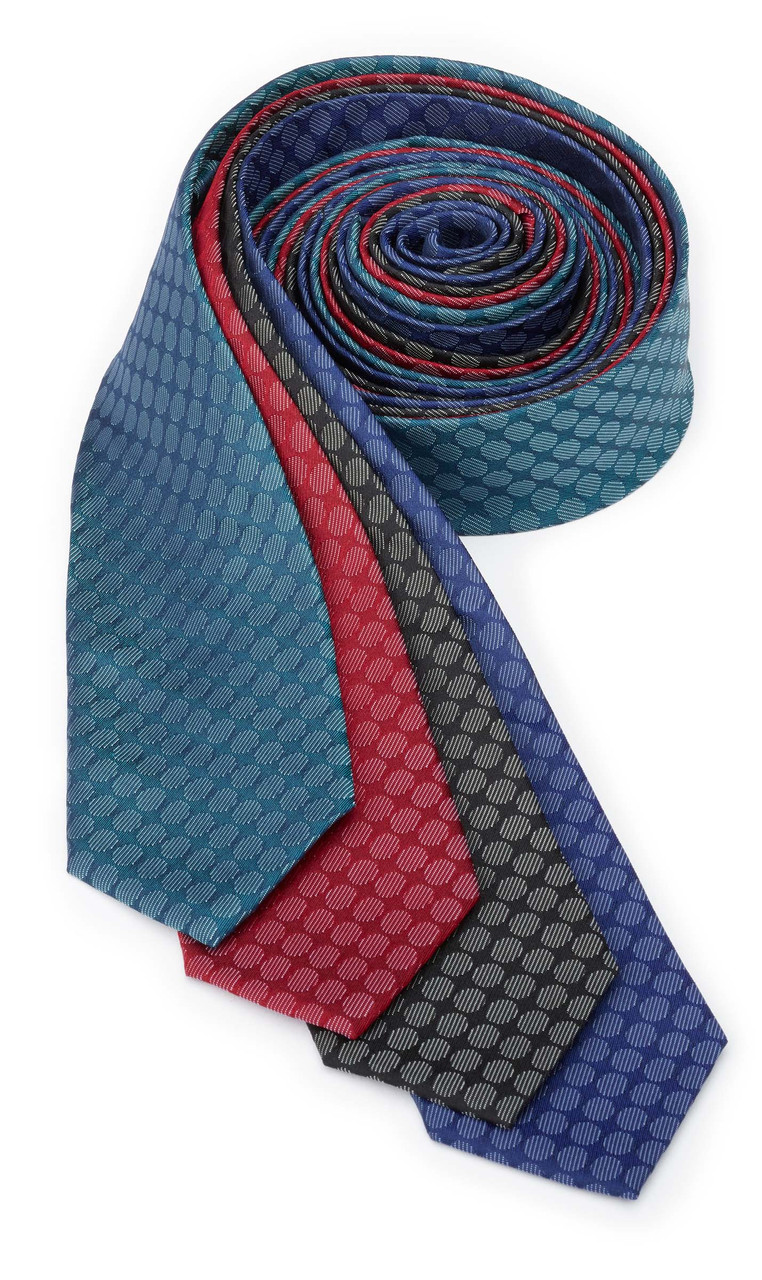 T005 Circles Tie