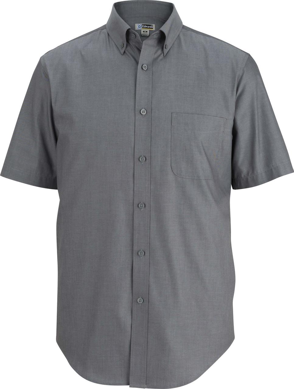 Men's Wrinkle Free Staff Uniform Oxford