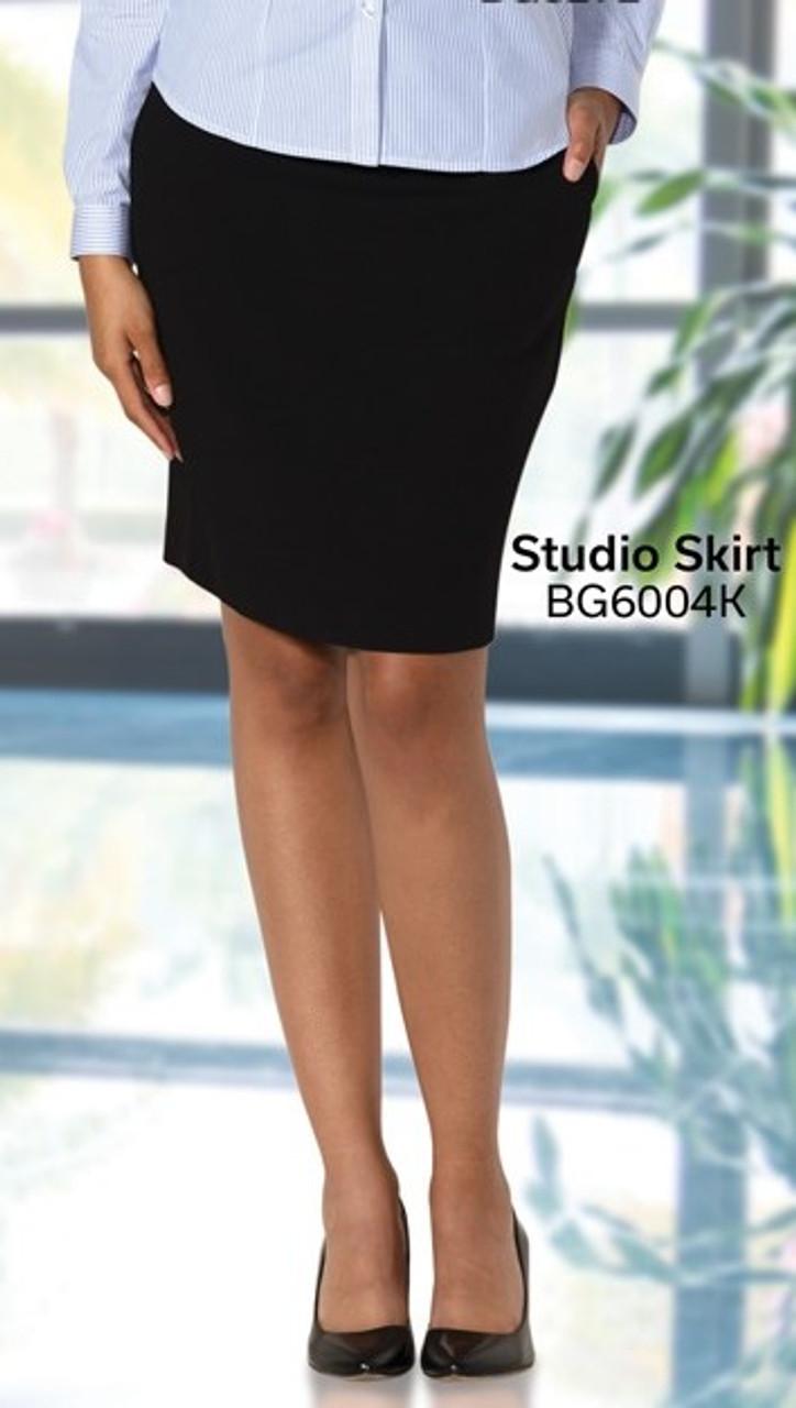 Slimming Uniform Skirt