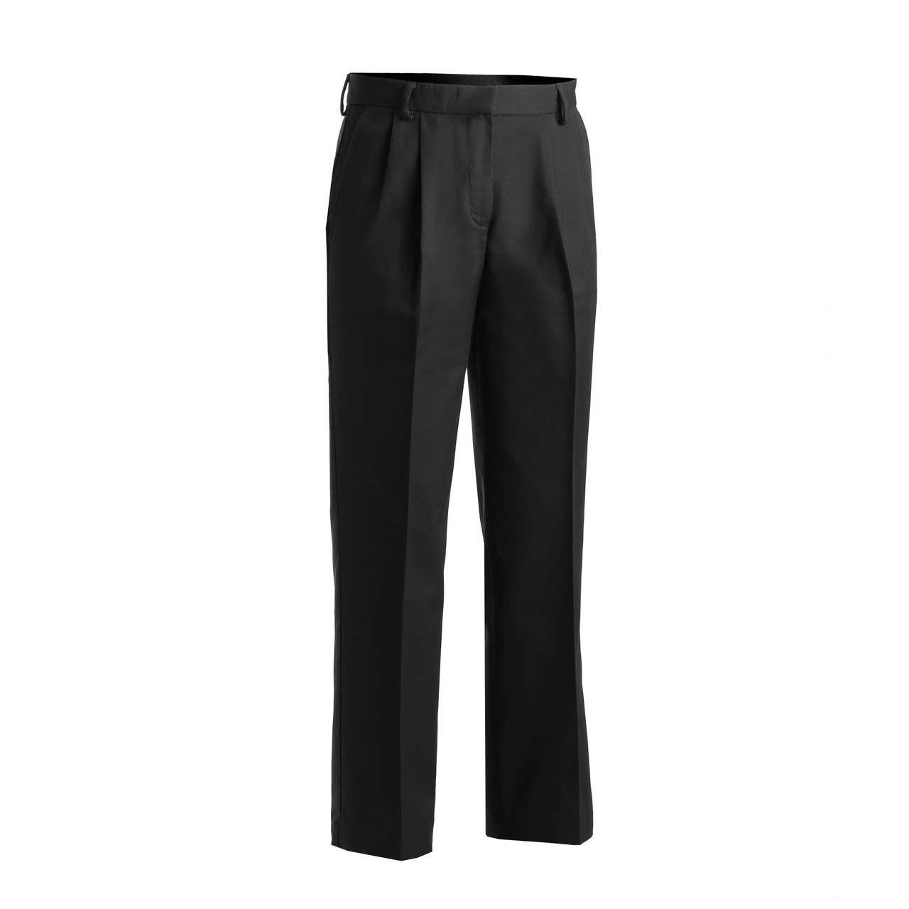 Women's Pleated Front Chino Pants