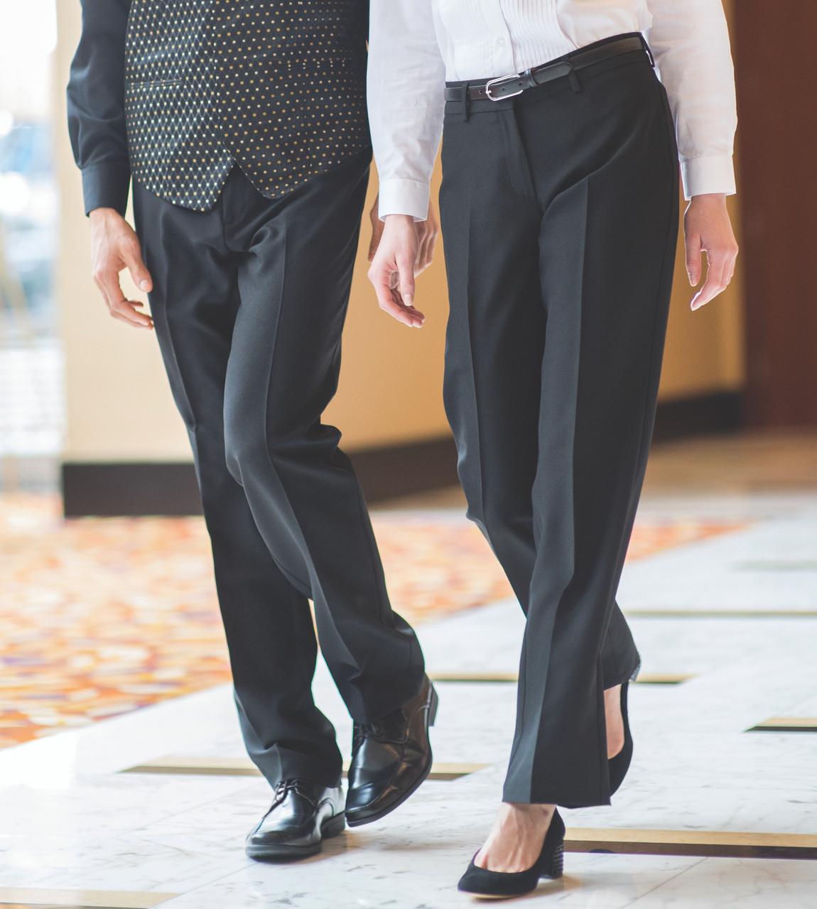 2796 No Pocket Casino Uniform Pants