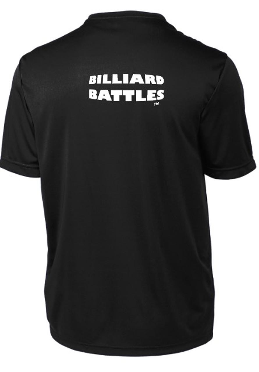 Billiard Battles Men's Performance Tee