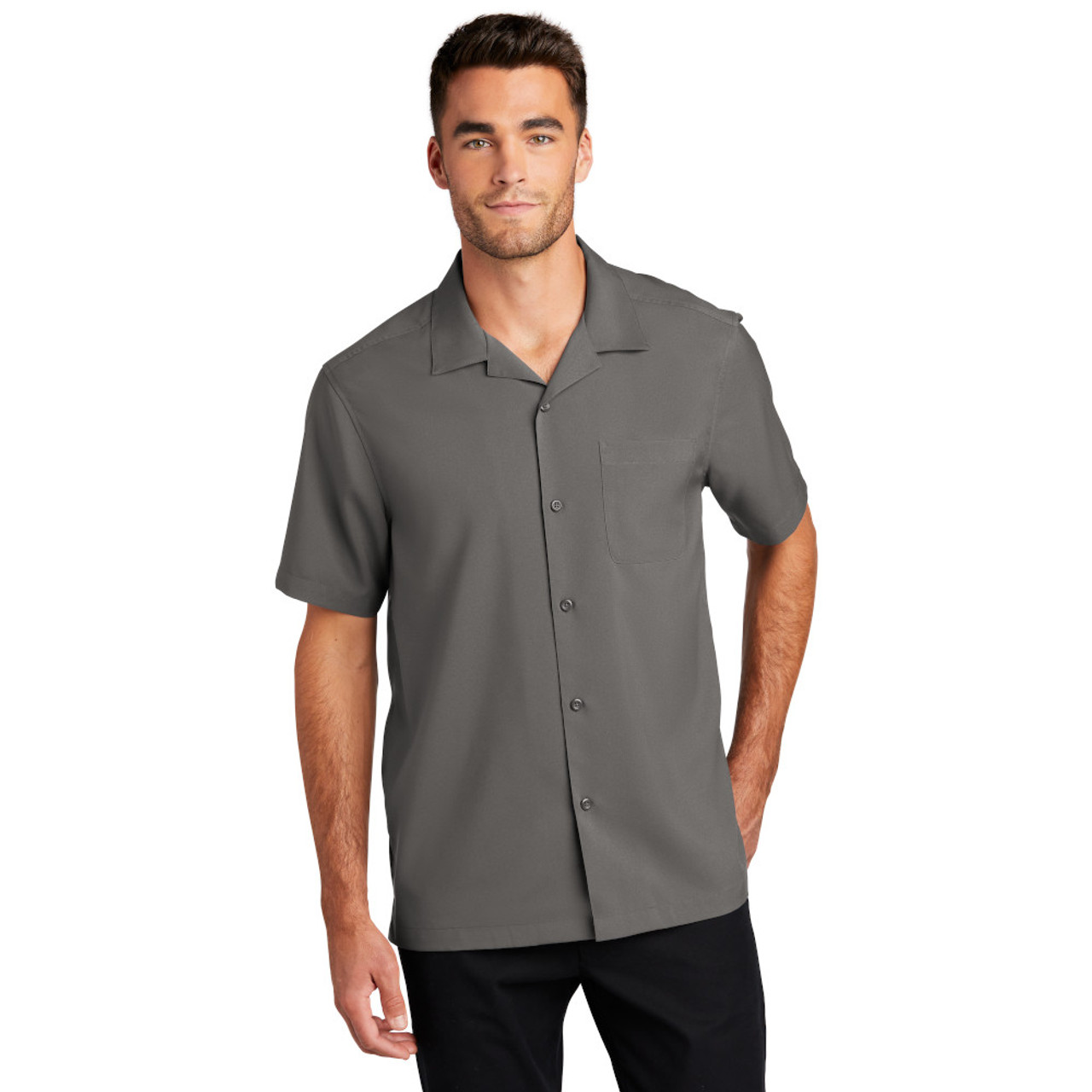 Men's Short Sleeve Performance Staff Shirt
