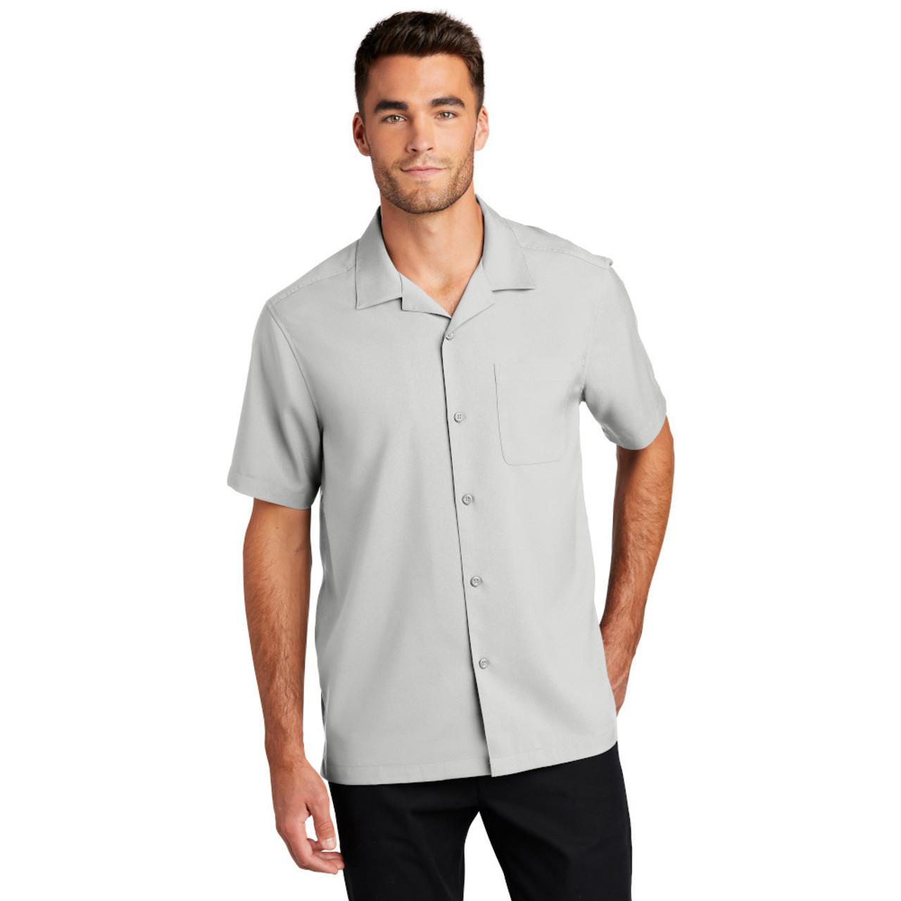 Men's Short Sleeve Performance Staff Shirt