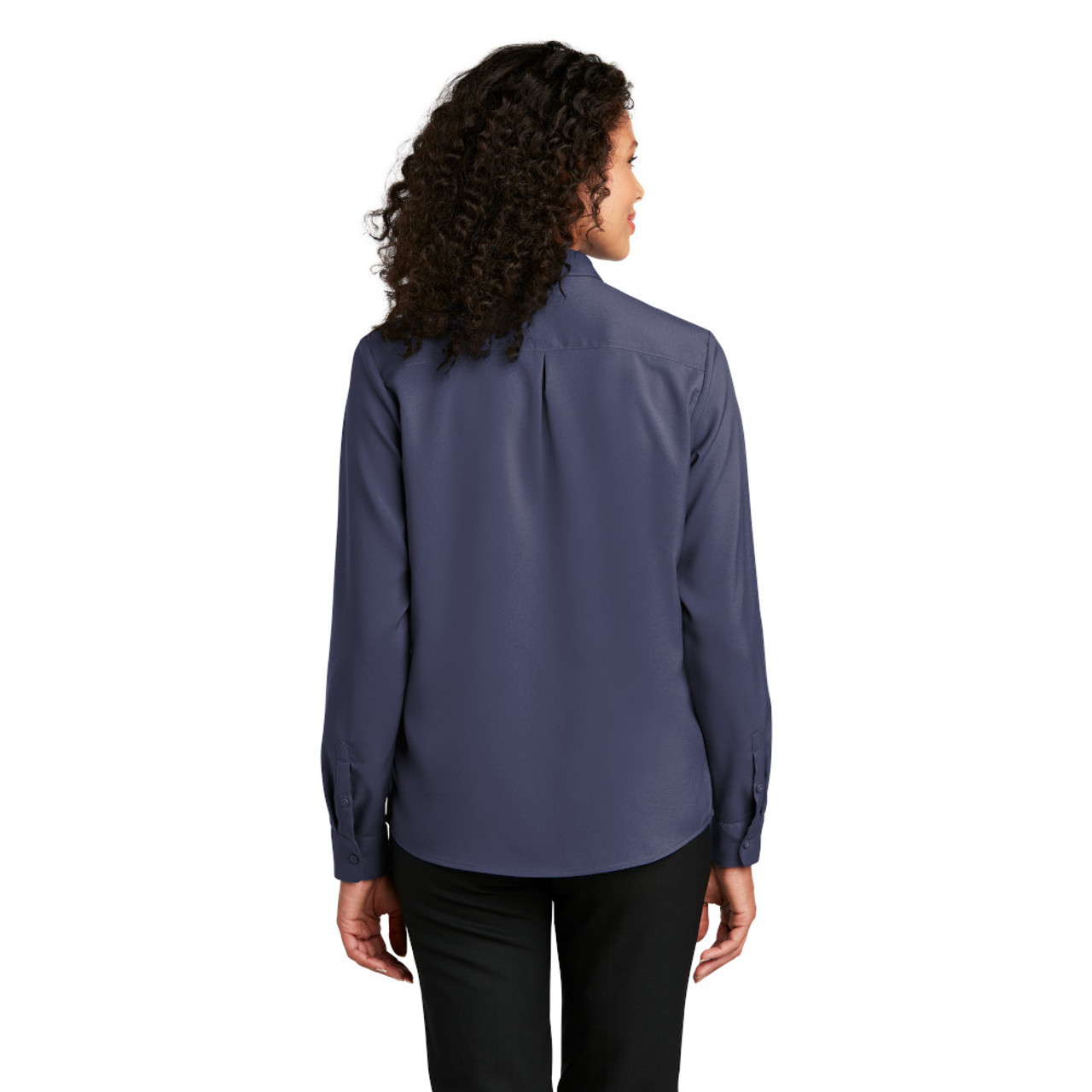 Ladies Long Sleeve Performance Staff Shirt
