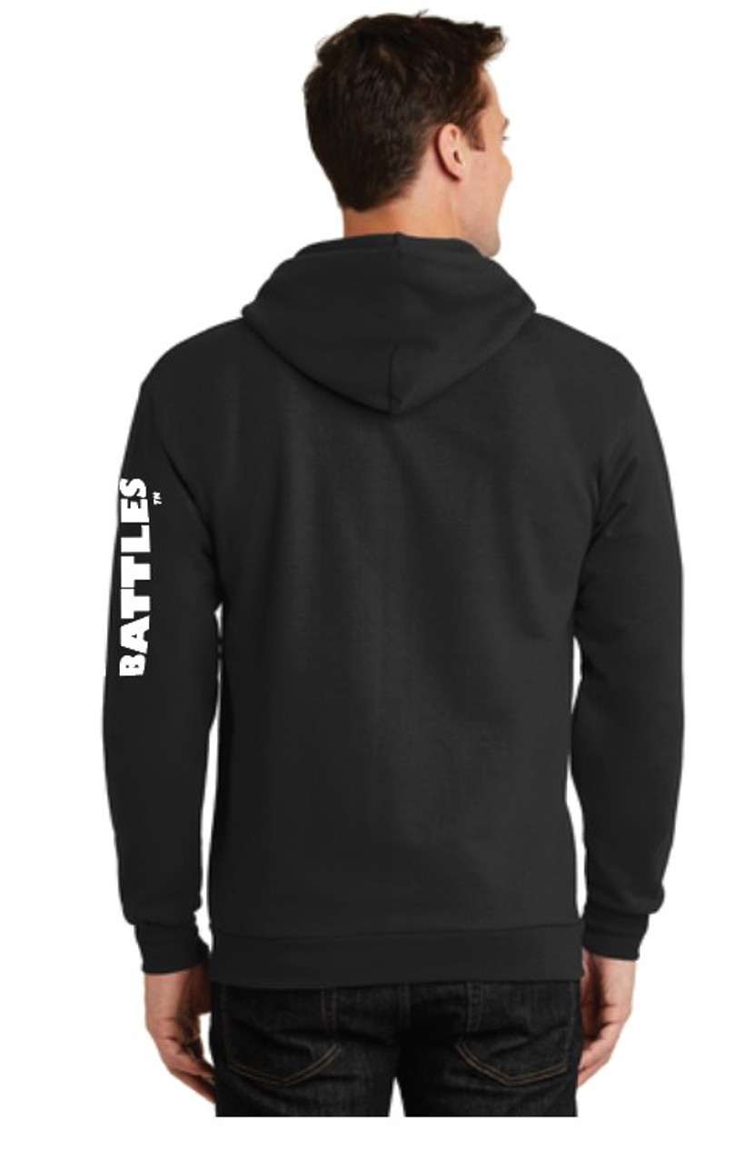 Billiard Battles™ Full Zip Hoodie