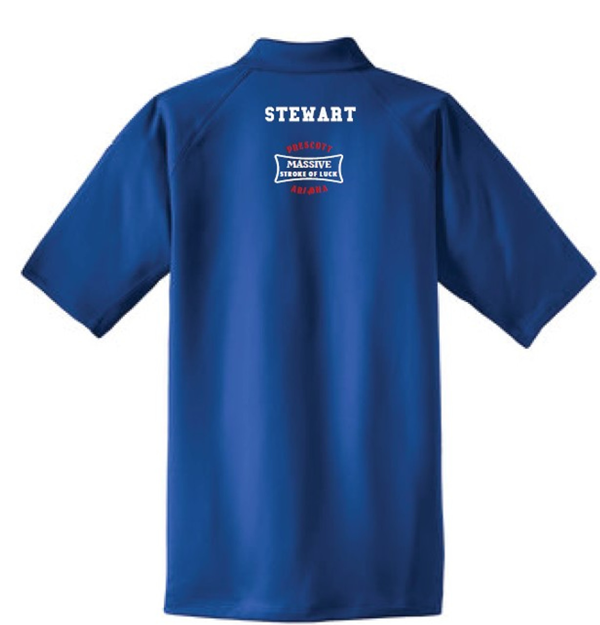 Massive Stroke of Luck Team Shirt | High Desert Cup