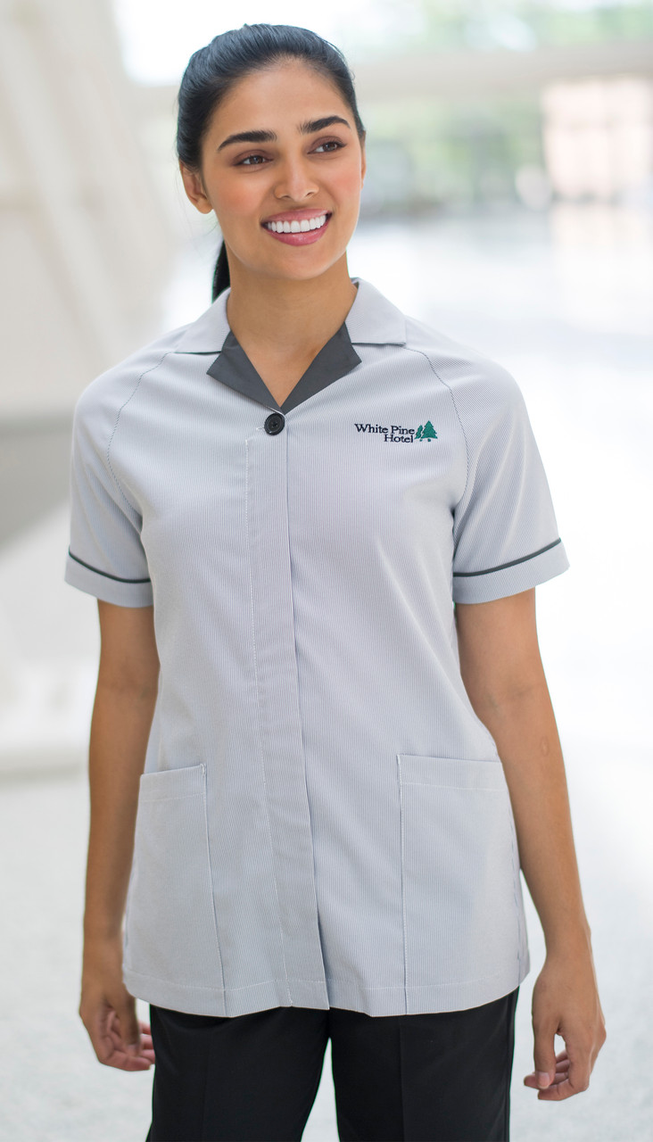 7277 Housekeeping Tunic with Stretch