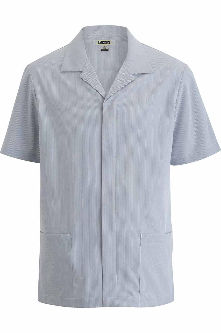 Pincord Stretch Stretch Service Shirt
