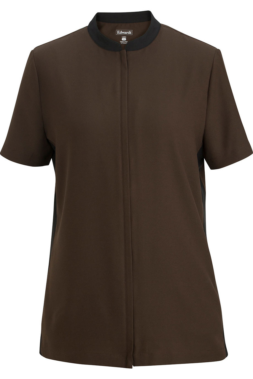 Essential Full Zip Service Tunic