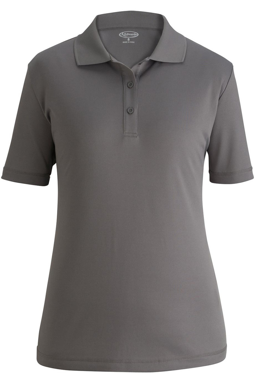 Ladies Snag-Proof Pique Polo