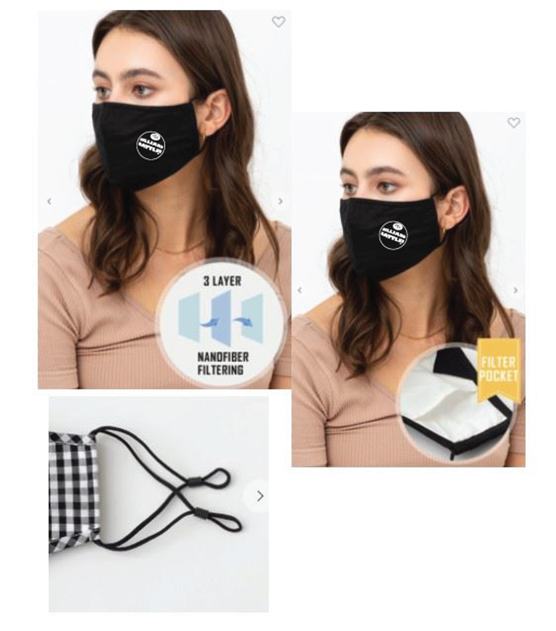 Billiard Battles™ Face Mask