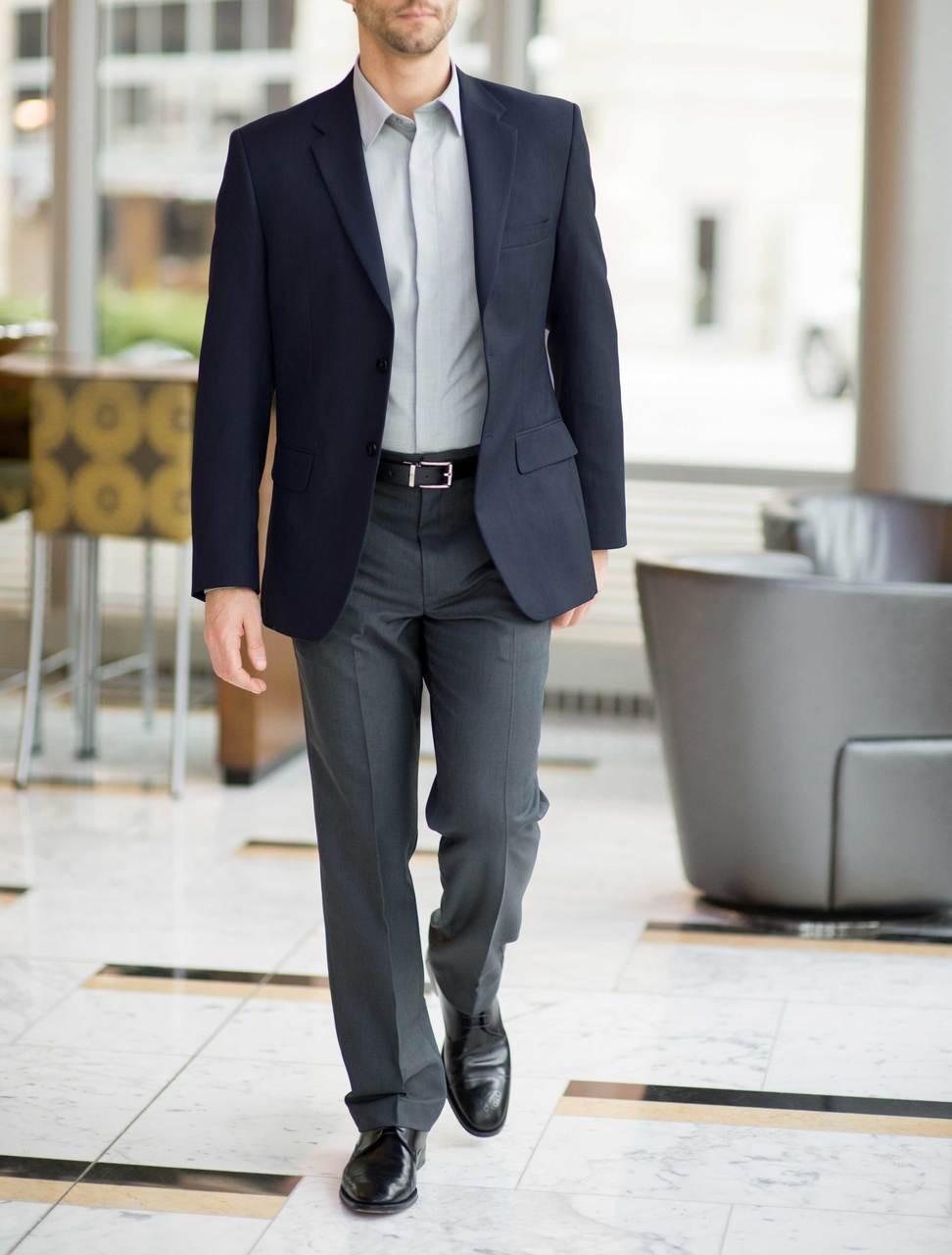 FTTA Men's Suit Coat