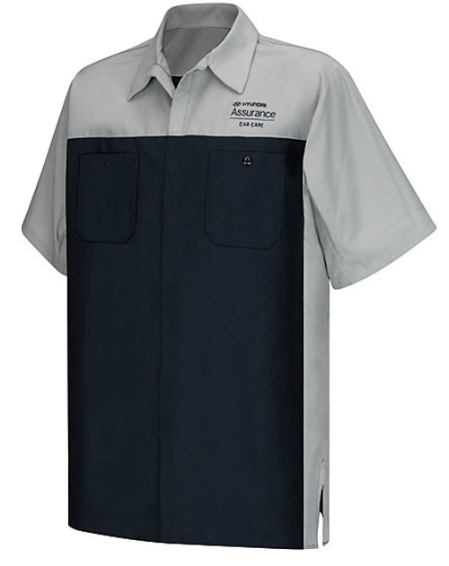 Short Sleeve Hyundai Technician Shirt