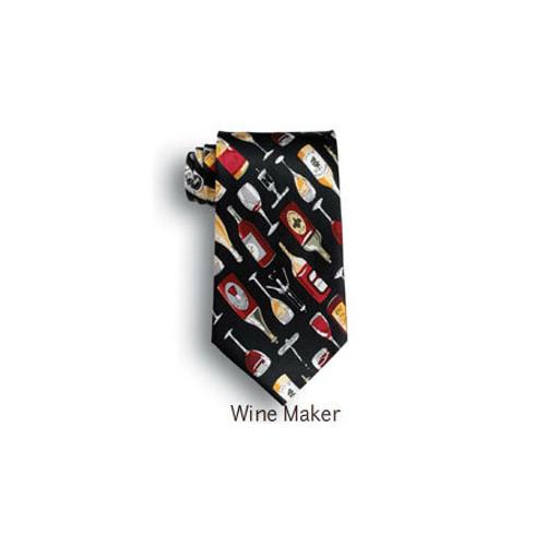 Wine Maker Tie