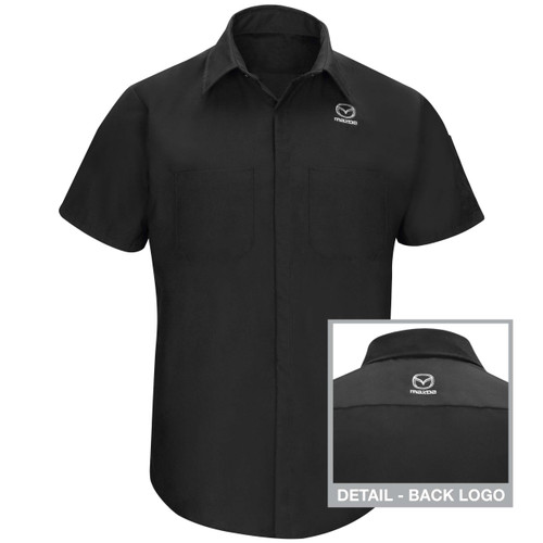 Mazda® Technician Uniform Shirt
