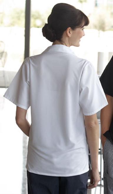 White kitchen shirt
