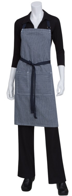 Full bib coverage apron
