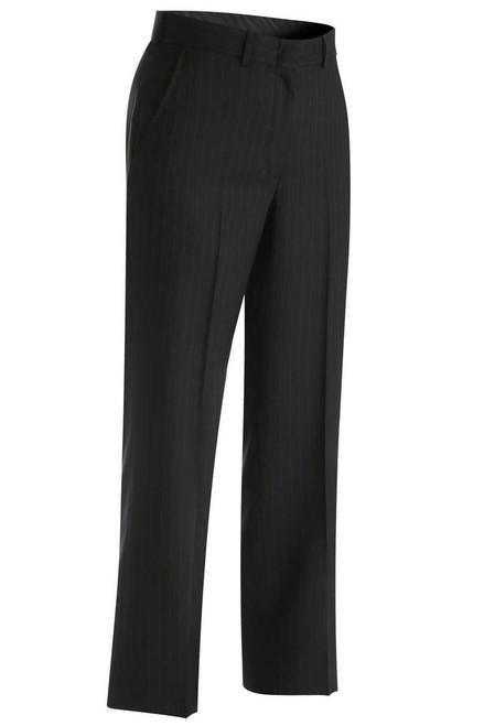 Women's Pinstripe Suit Pants