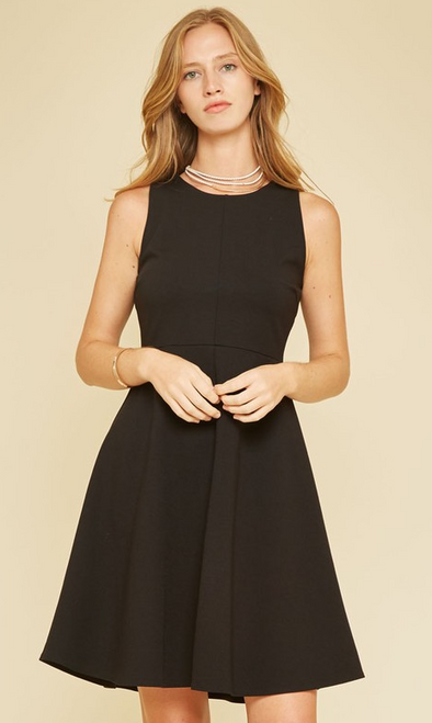 Fit & Flare Cocktail Dress