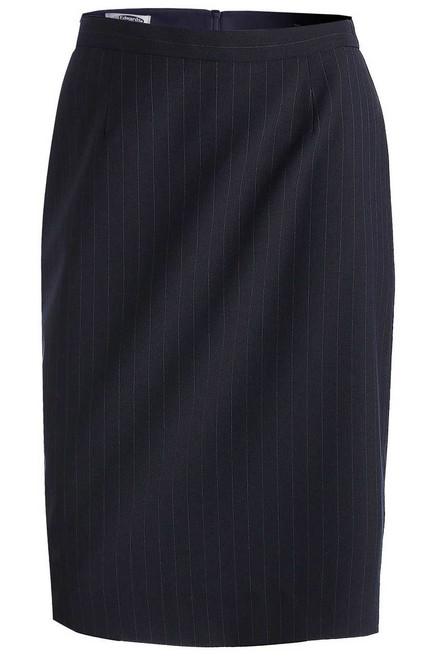 Women's Pinstripe Skirt CLOSEOUT No Returns