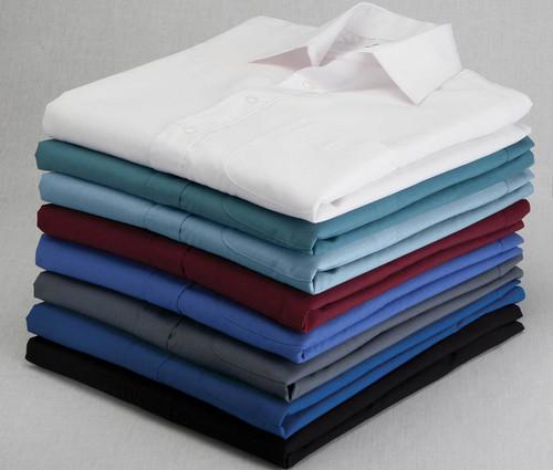 Men's Short Sleeve Uniform Shirt CLOSEOUT No Returns