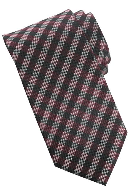 Collegiate Plaid Tie