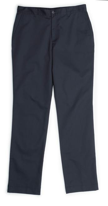 Ed Garments MenS 2570 One Back Pocket Dress Pants Navy 36-30