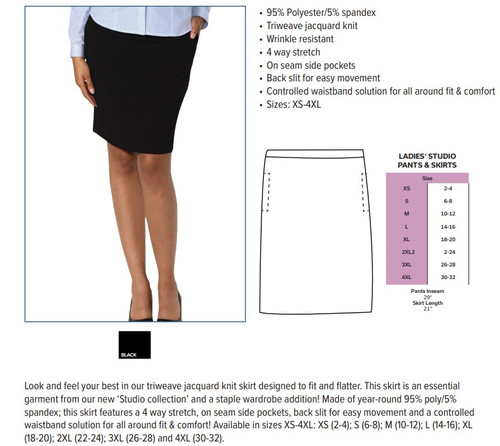 Slimming Studio Skirt