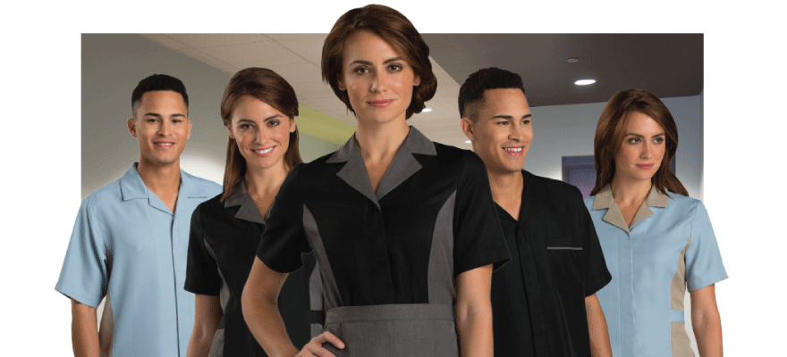 Housekeeping Uniforms - Shipped Quick