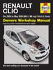 Renault Clio 2005 - 2009 Petrol & Diesel Haynes Workshop Manual