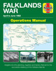 The Falklands War April to June 1982 Operations Manual (9781785211850)