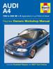Audi A4 Petrol & Diesel (95 - 00) Haynes Repair Manual