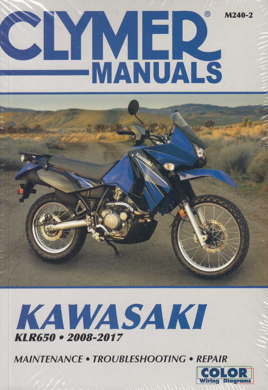 buy kawasaki klr650 2008 2012 clymer workshop manual2008 Gmc Sierra Wiring Diagram 1995 Kawasaki Klr650 Wiring Diagram #17