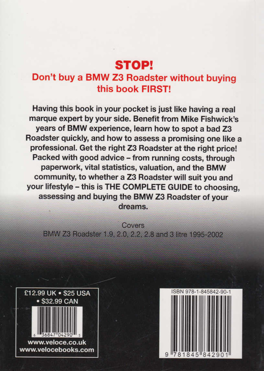 Bmw Z3 Roadster All Models Except M Roadster 1995 To 2002 The Essential Buyer S Guide
