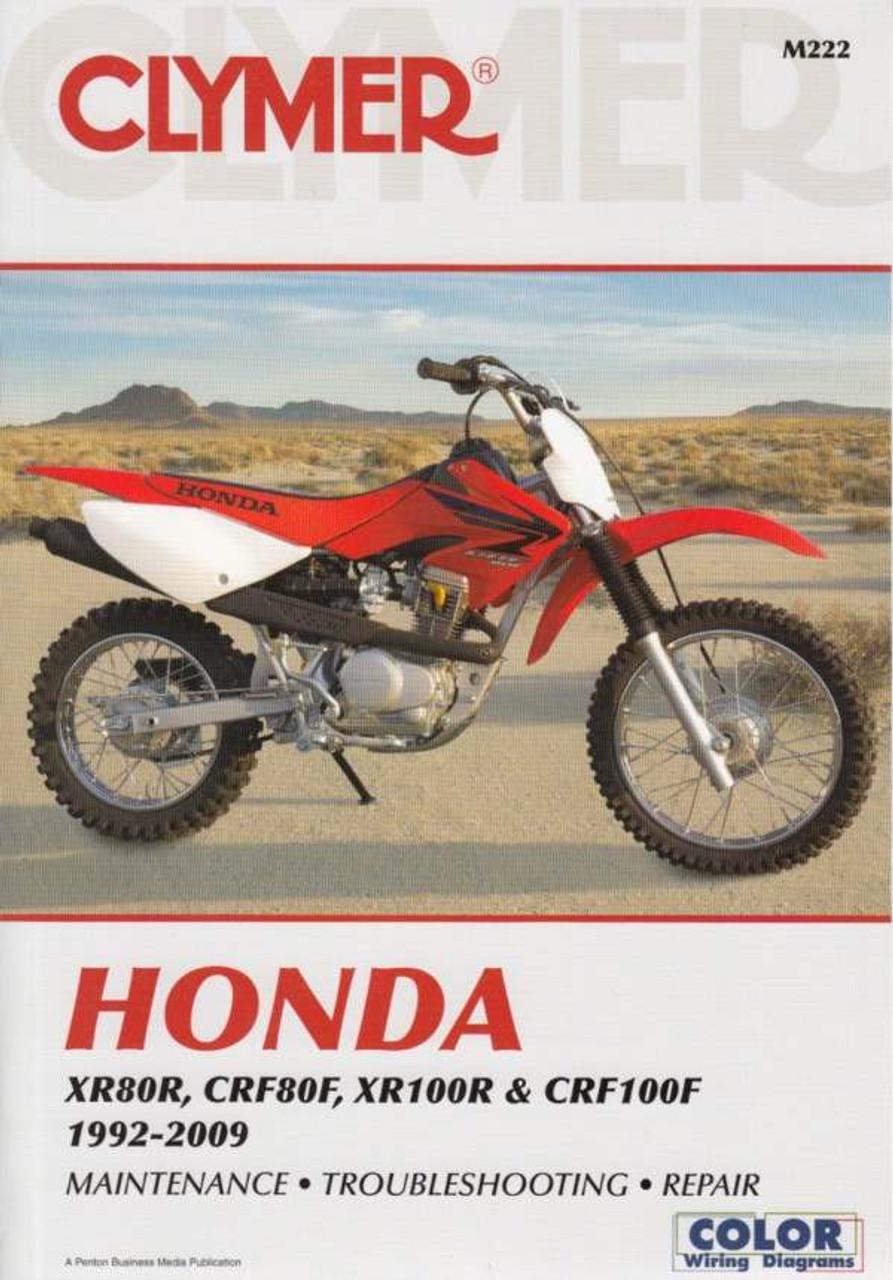 Honda Xr80 Wiring Diagram - Go Wiring Diagrams on